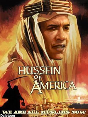 Obama Muslim Hussein of America