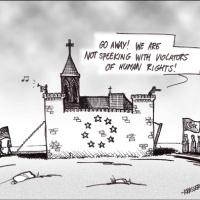 أوروبا، القلعة التي تنهار