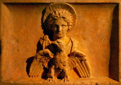الالهة الشمس ميترا في الثقافة الكلتية غرب اوروبا، ربة الجبل