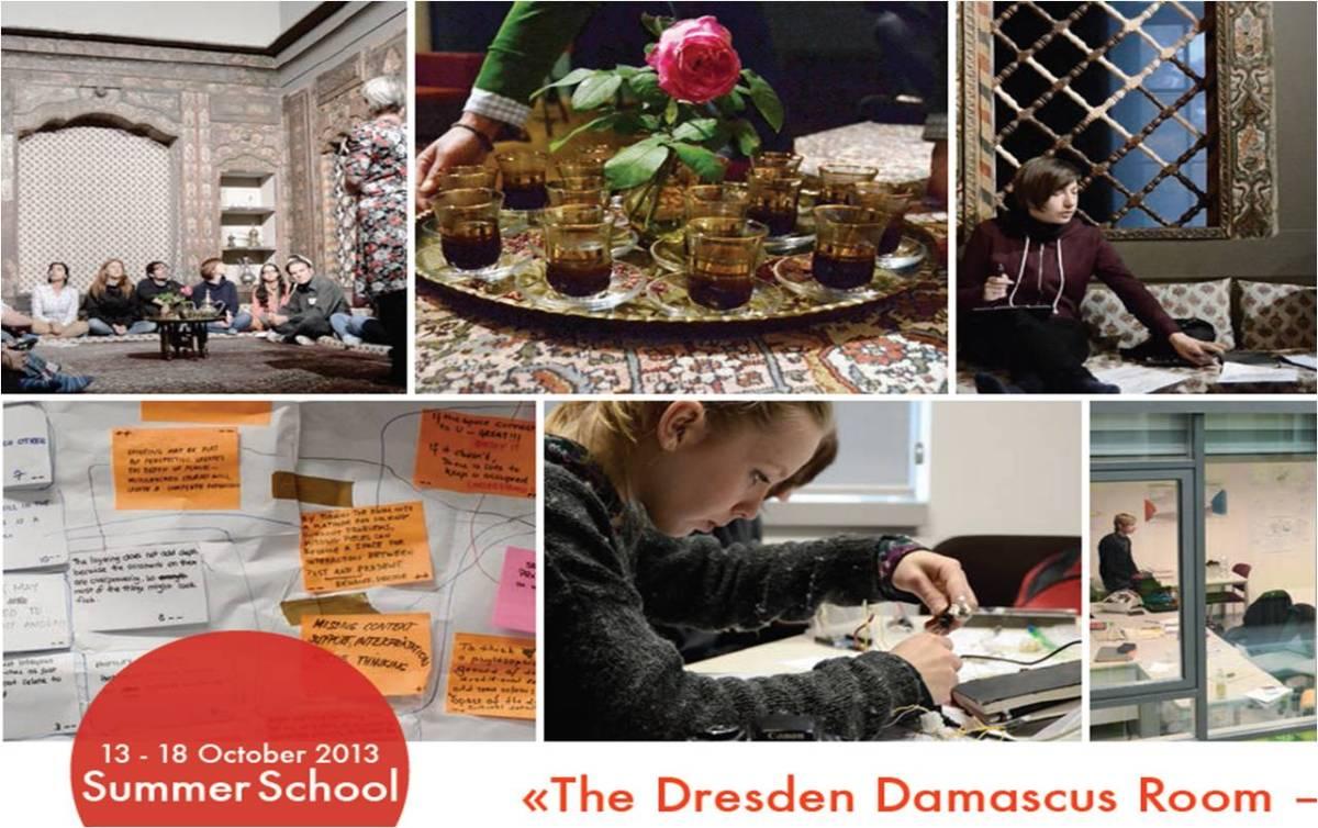 من درسدن إلى دمشق