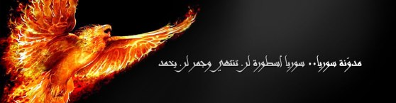 مدونة سوريا