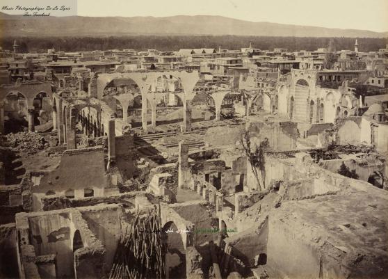 Damascus 1860