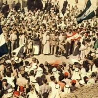 الجلاء والاستقلال السوري