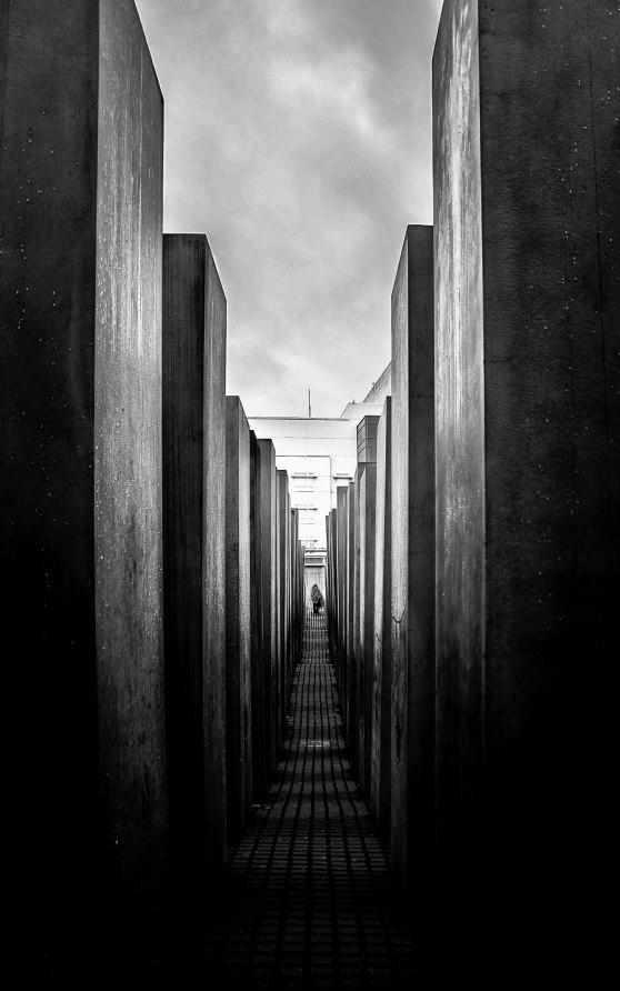 Monumento Al Holocausto-Berlin